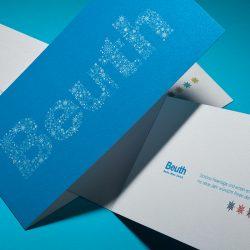 Weihnachtskarten Beuth Verlag