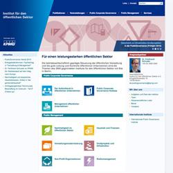www.publicgovernance.de