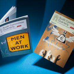 Quarterly extra ›Women at Work‹, Quarterly extra ›Erbschaftsteuer‹