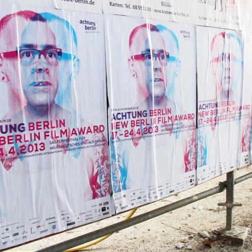 Festivalplakat 2013