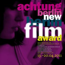 Festivalplakat und Katalogtitel 2011