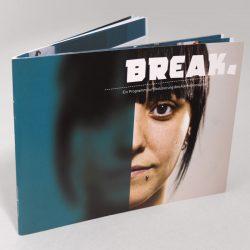 BREAK. Ein Programm zur Reduzierung des Alkoholkonsums: Titel der Broschüre