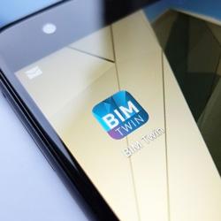 Icon für die App ›BIM Twin‹