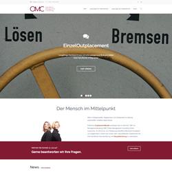 Entwicklung einer profilgebenden Bildsprache und Entwurf der Website auf Wordpress-Basis
