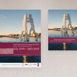 Plakat und Katalogtitel