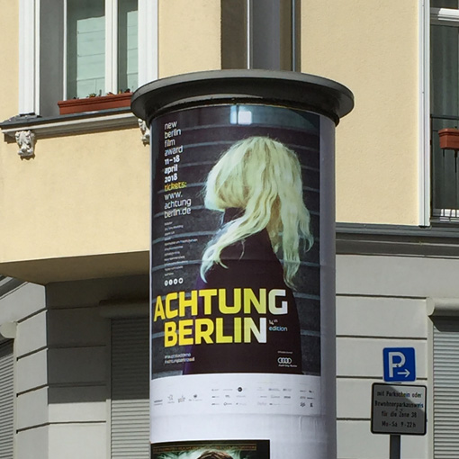 Festivalplakat 2018