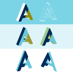 Frank Arnold (Alternativen für das Logo)